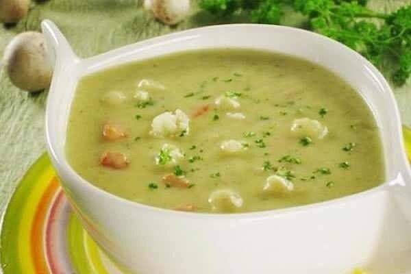 Детские супы на скорую руку