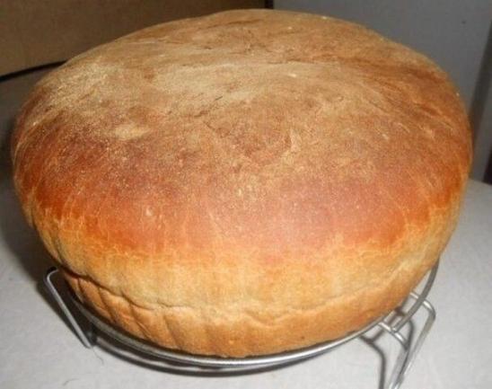 Печём домашний хлеб