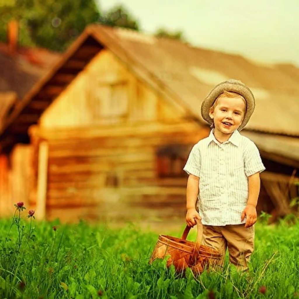 Кеша или Ванькино счастливое детство. Автор: Олег Козунов.