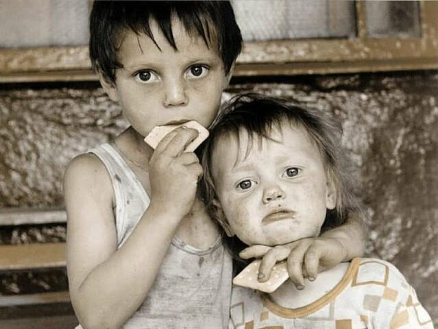 Ненужные дети. Автор : Юлия Куфман