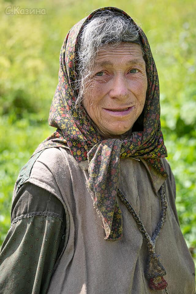 Агафья Лыкова - отшельница из таёжной глуши