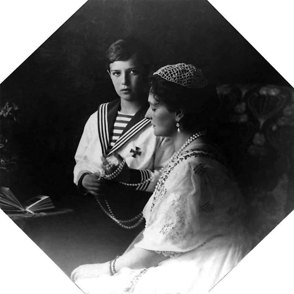 Алексей Николаевич Романов (1904-1918) - Цесаревич и Великий Русский князь