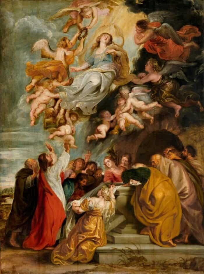 28 августа —Успение Пресвятой Владычицы нашей Богородицы и Приснодевы Марии