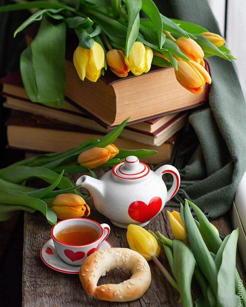 Какое всё- таки искусство, чай подавать, чтоб было вкусно