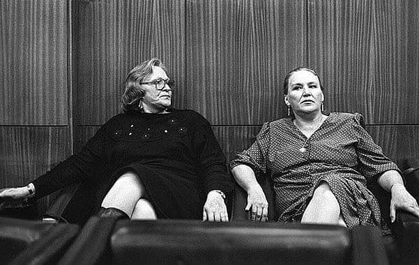 Две великие актрисы Нонна Мордюкова и Римма Маркова были подругами