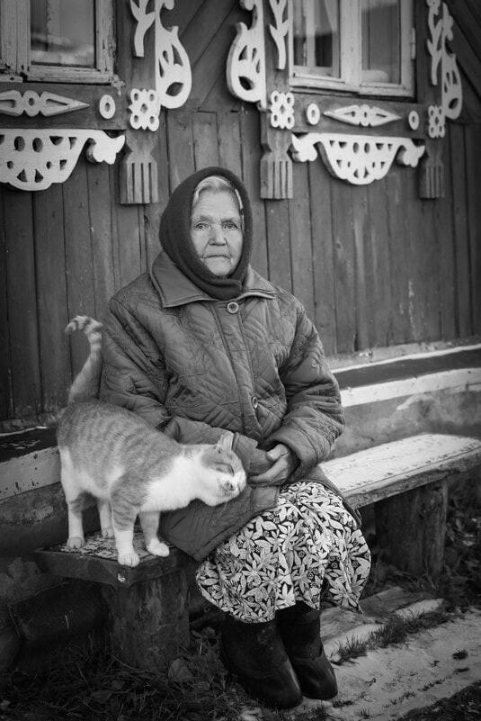 Как Танечка научила бабушку жить. Рассказ Леонида Аронова