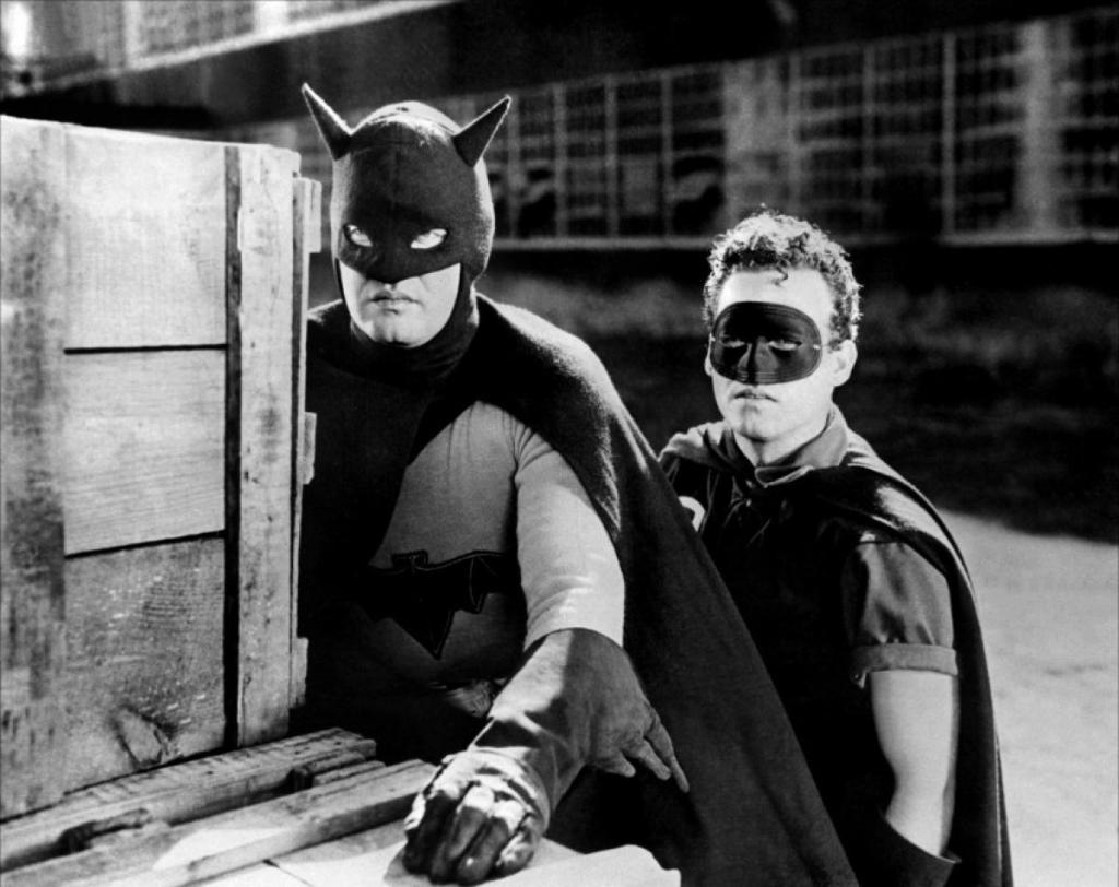 Реальный Бэтмен по имени Билл Смит