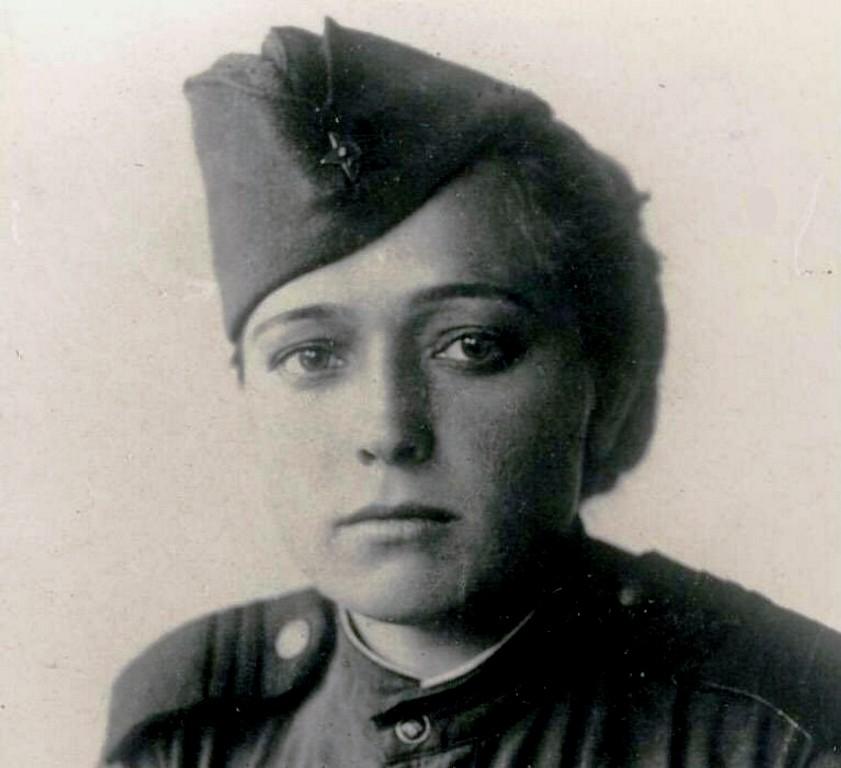 Юлия Друнина. Зинка