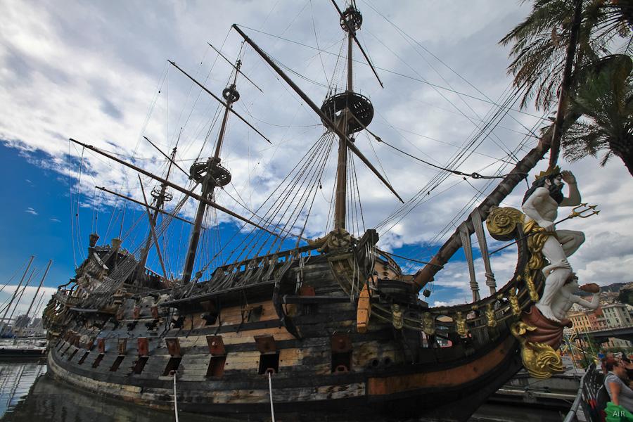 Самым успешным пиратом в истории стала китаянка Чинг Си