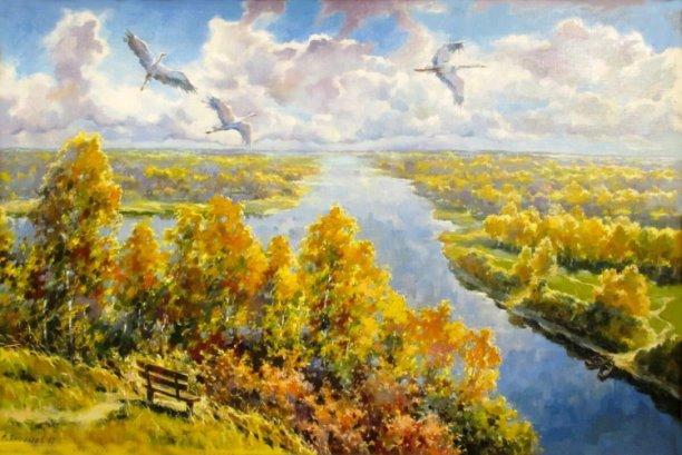 Зачем нужна золотая осень и что она означает. Эссе Анны Кирьяновой