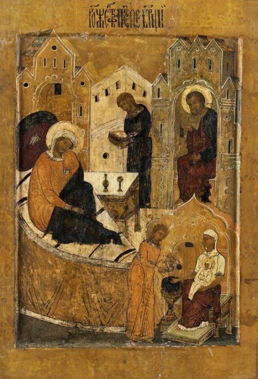 21 сентября. Рождество Пресвятой Богородицы