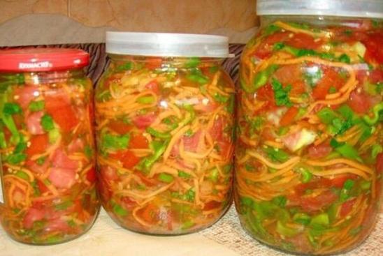 Рецепты заправок для супов