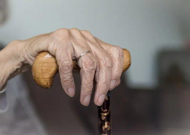 Баба Шура. Автор неизвестен