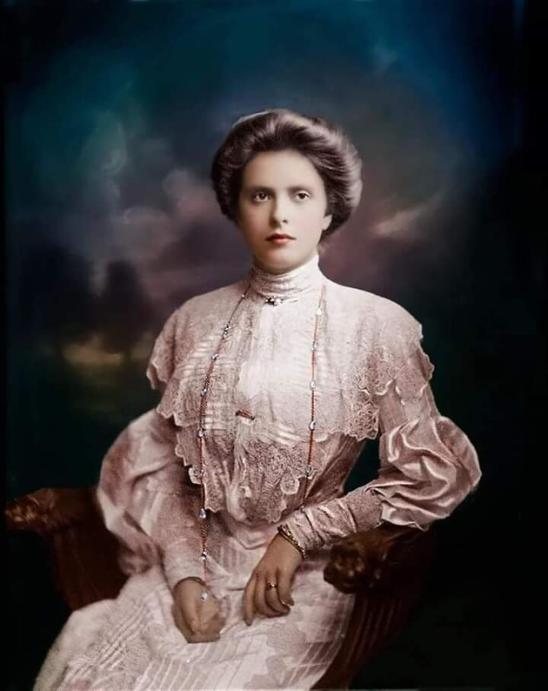 Её Королевское Высочество принцесса Греческая и Датская - Алиса Баттенберг