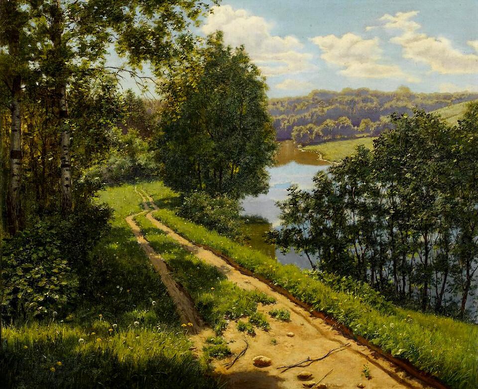 Фёдор Иванович Тютчев о природе