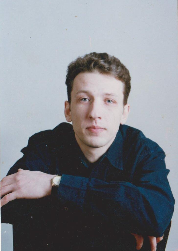 Борис Борисович Рыжий