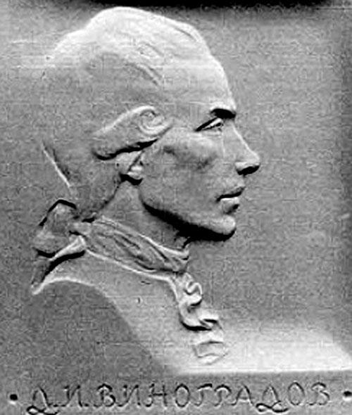 Дмитрий Иванович Виноградов