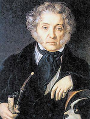 Граф Фёдор Иванович Толстой