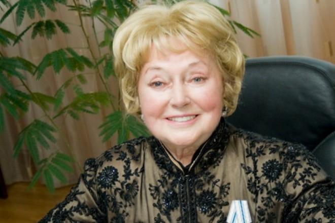 Сергей Колосов и Людмила Касаткина