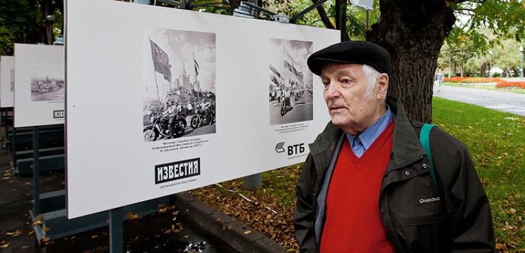 Фотограф Виктор Ахломов об истории этого снимка