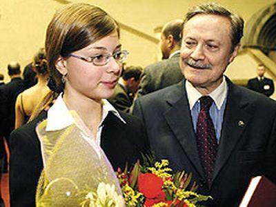 Юрий Мефодьевич и Ольга Николаевна Соломины