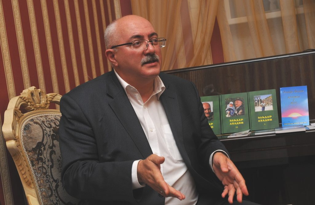 Эльдар Ахадов. Какие бывают люди