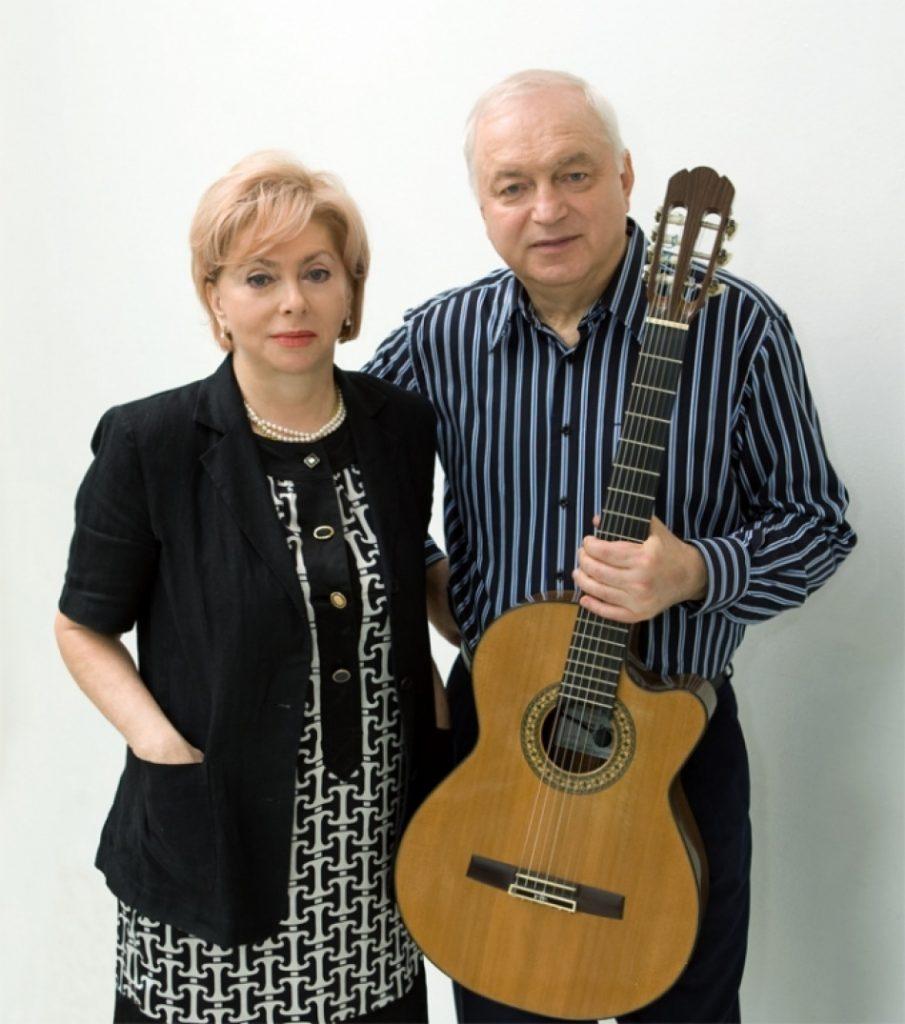 Татьяна и Сергей Никитины
