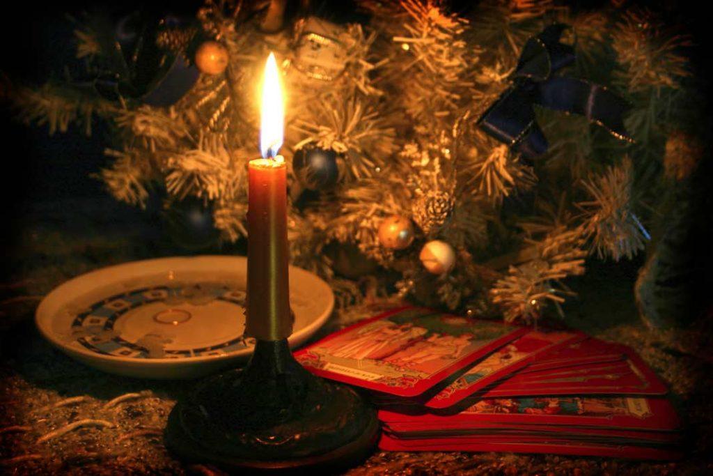 Рождественские гадания, как свела судьба Яшу и Тоню. Автор: Олег Литвин