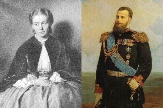 Удивительная история любви Александры Жуковской и великого князя Алексея Александровича Романова
