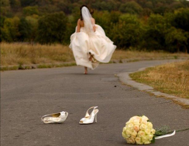 Невеста убежала. Автор: Татьяна Пахоменко