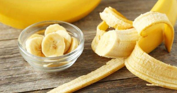Если есть один банан в день