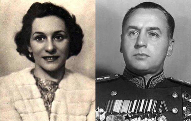 История любви Ольги Лепешинской и Алексея Антонова