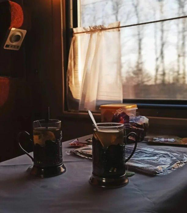 Ехали в поезде две женщины. История из сети