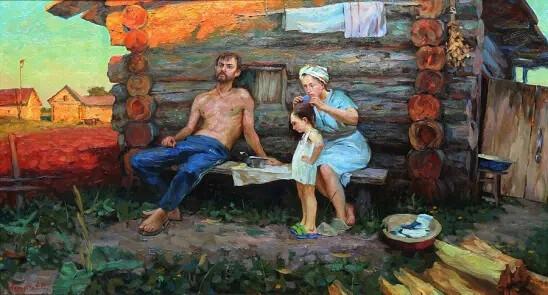 Жена вернулась. Авторы: Наталья Артамонова и Борис Самойлов