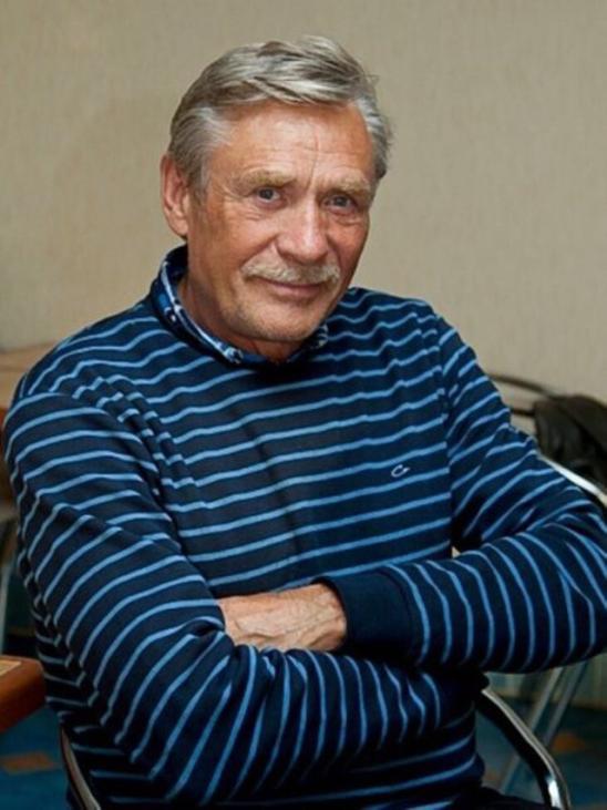 Александр Яковлевич Михайлов