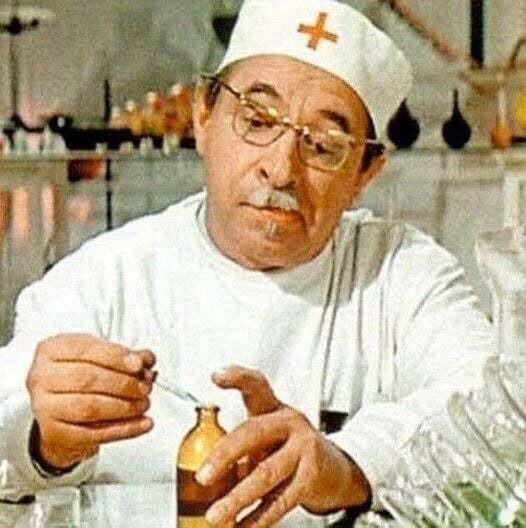 Еврейский доктор открыл частную клинику в  Америке
