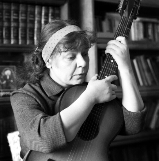 Новелла Николаевна Матвеева