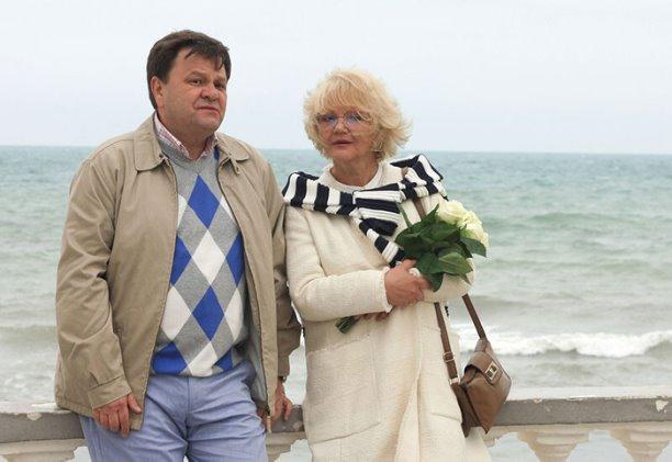 История Марины Дюжевой и Юрия Гейко