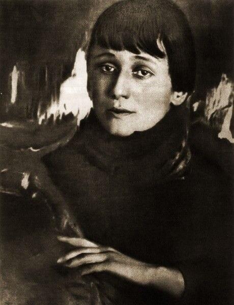 Анна Ахматова. Небывалая осень