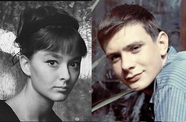 Анастасия Вертинская и Никита Михалков