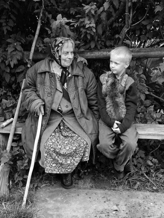 Деревенское детство моё... Автор: Александр Волков