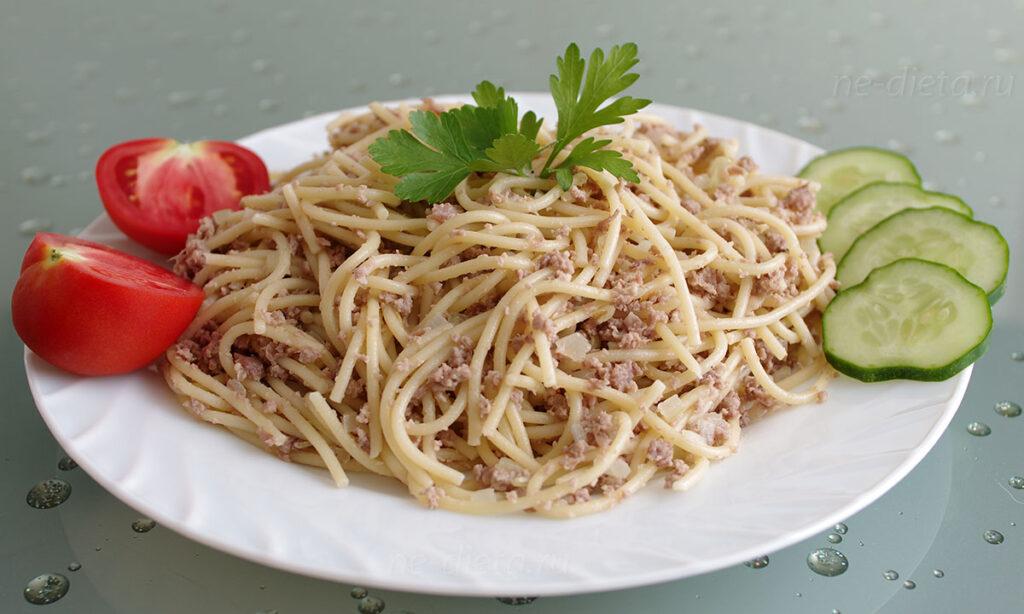 Рецепты блюд с макаронными изделиями