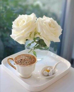 Ваш кофе самый вкусный и день, пожалуй, самый лучший просто потому, что ваш...