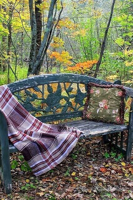 Пахнет осенью...