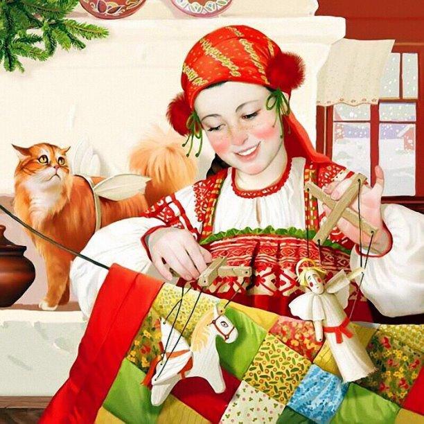 Любава. Мари Павлова