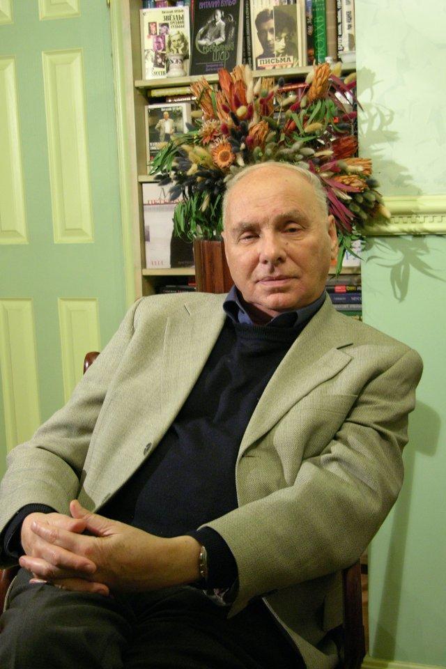 Виталий Яковлевич Вульф